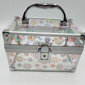 Caboddles Carrier Clear with circle design